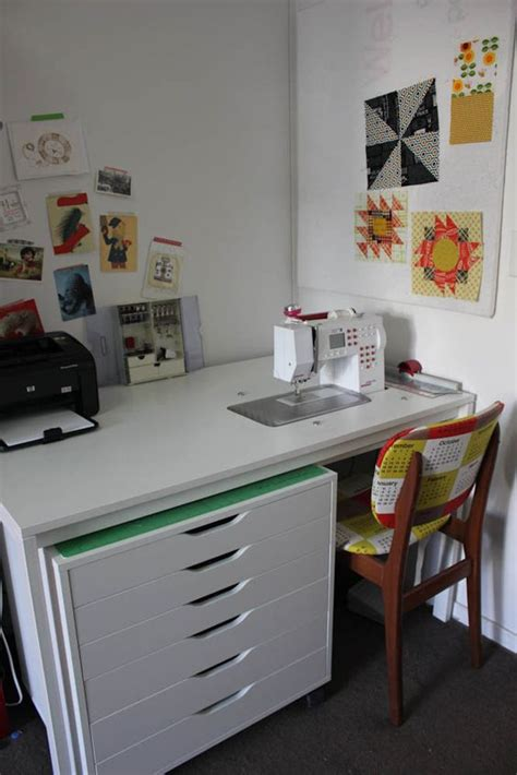 how to make a sewing table how to make your own sewing table sewing