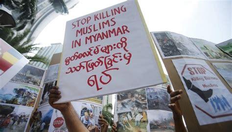 Kaos Thailand Gajah Kartun persekusi dan nestapa muslim rohingya di myanmar geotimes