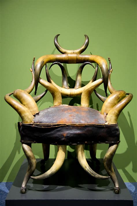 horn chair the mystery of the horn chair pasadena museum of history