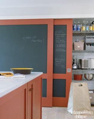 sliding pantry doors design ideas