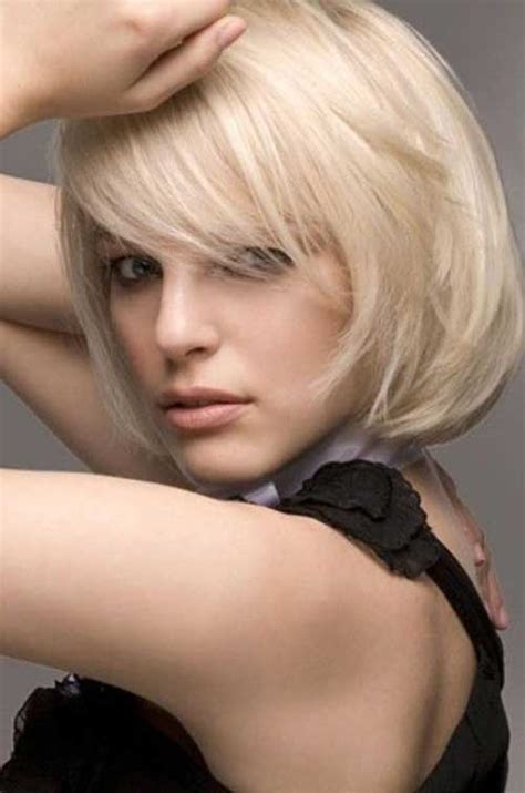 blonde bob with fringe 15 bob haircuts with bangs 2015 2016 bob hairstyles