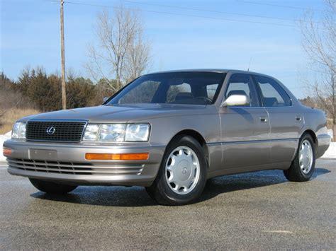 how to learn about cars 1993 lexus ls navigation system 1993 lexus ls 400 vin jt8uf11e9p0163819 autodetective com
