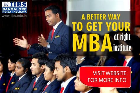 Best College To Get Mba by Where Will I Get A Best Mba College In Bangalore