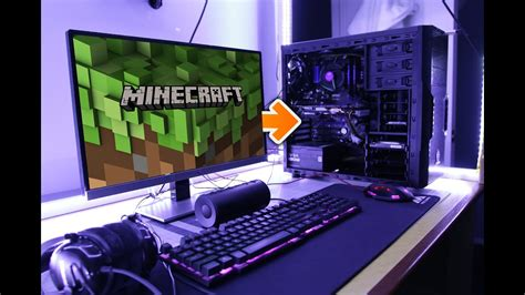 best gaming pc what s the best gaming pc for minecraft