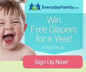 Diapers For A Year Sweepstakes - freebies free stuff seriously free stuff