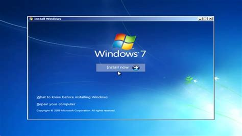 tutorial instal windows 7 38 install windows 7 installation from ram tutorial