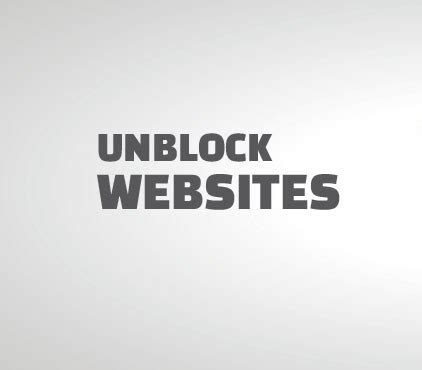 Tutorial Unblock Website | how to unblock websites on chrome tutorial privacyend