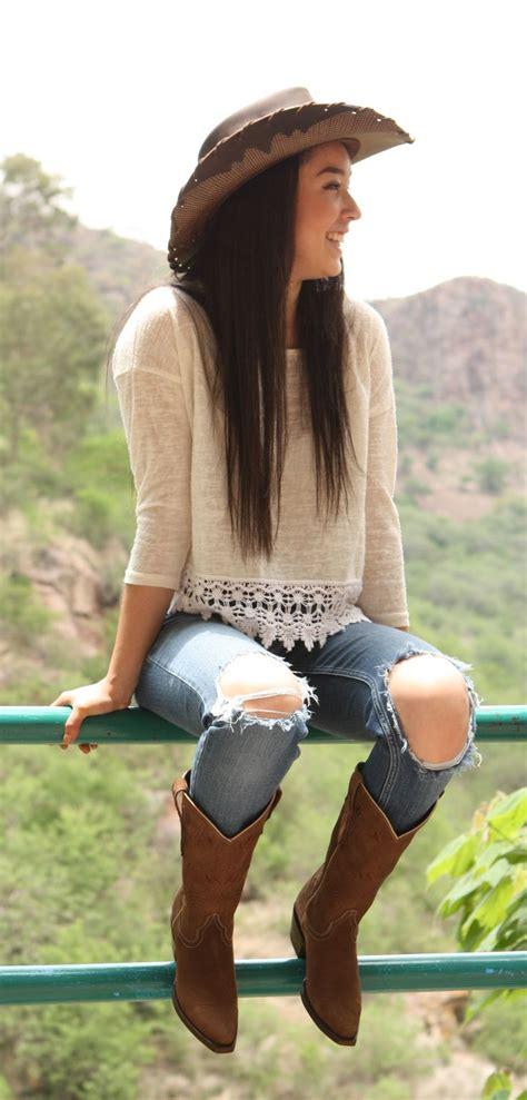 imagenes chicas vaqueras para hi5 las 25 mejores ideas sobre botas vaqueras mujer en
