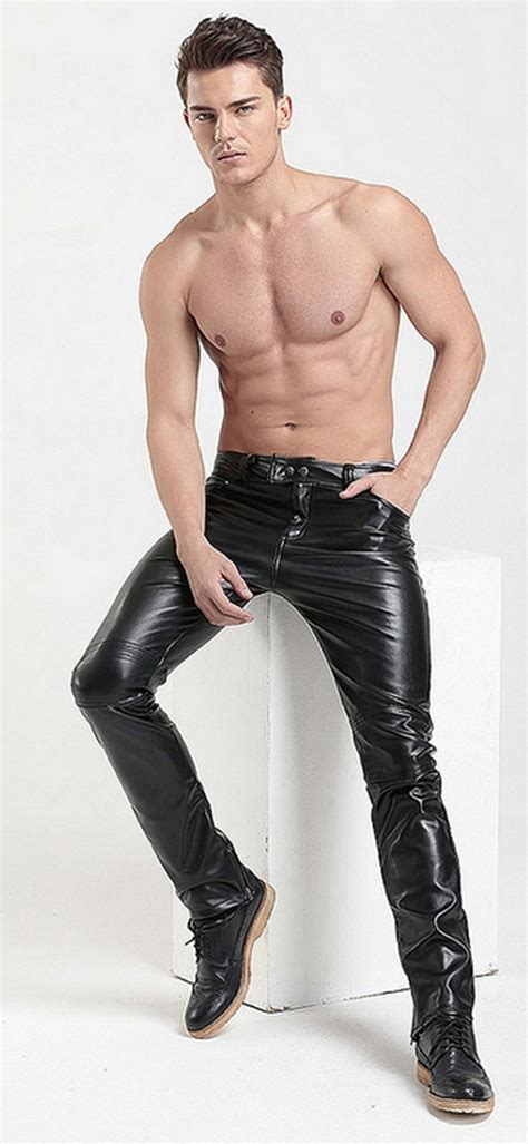 Guess Lorex Leahter 122 best bad boys wear leather images on