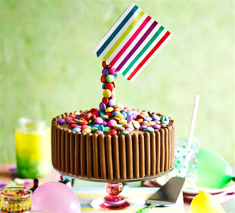 gravity defying sweetie cake recipe bbc good food