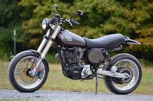 yamaha xt500 custom retro 4 171 husky restorations