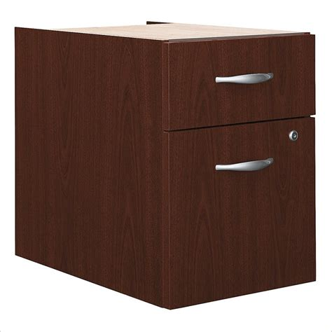 black wood lateral file cabinet bush stanford collection 2 drawer lateral file wood