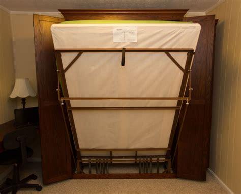 murphy bed frame murphy bed com truett queen murphy bed this wall bed