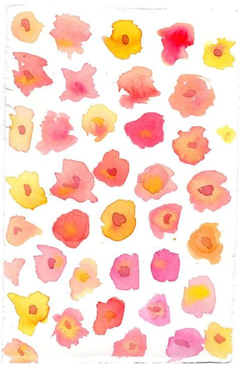 pink watercolor pattern 29 best images about watercolor inspiration on pinterest