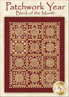 Patchwork Block Of The Month - block of the month quilts on flannel quilts