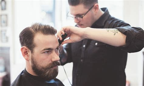 Haircut Deals Derby | male grooming package the dandy gent groupon