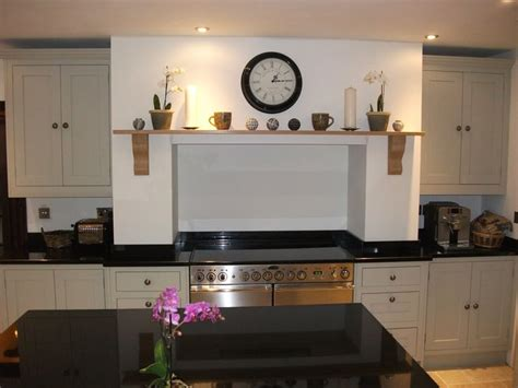 Handmade Painted Kitchens - handmade kitchen mantel our handmade painted kitchens