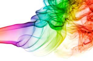 rainbow colored smoke cigarettes smoke photography luke chua s