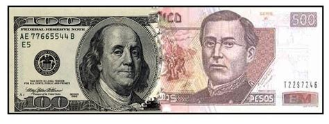 currency converter mexico convert united states dollars mexican pesos usd mxn