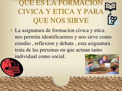 qu es y para qu sirve hacer la declaracin de la renta que es la formacion civica y etica y para que nos sirve