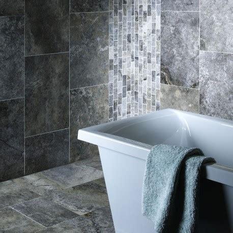 grey travertine bathroom silver grey travertine tiles 61 x 40 6 stonetrader co uk
