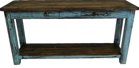 turquoise sofa table rustic antique turquoise console table turquoise sofatable