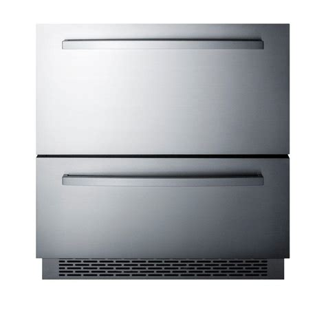 Home Depot Microwave Drawer by Summit Appliance 30 In 5 3 Cu Ft Freezerless