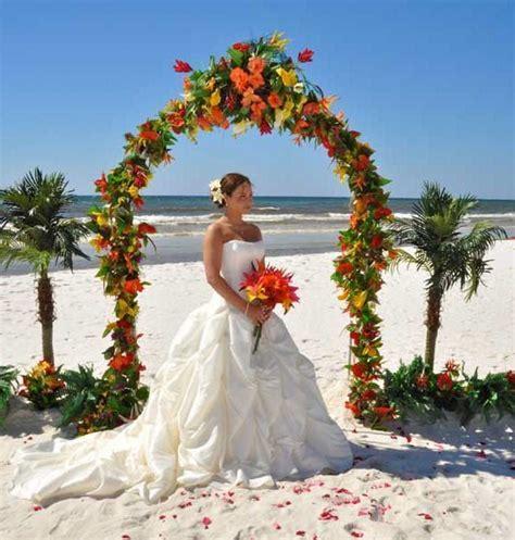 Florida Beach Wedding Decorating Ideas