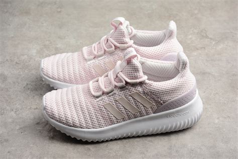 s adidas cloudfoam ultimate orchid tint aero pink running shoes db0604 yeezy boost 2019