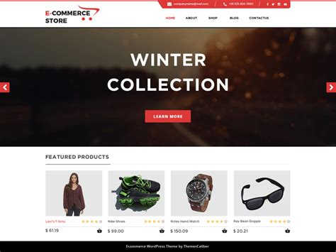 wordpress themes free download for e commerce download free tc e commerce shop wordpress theme