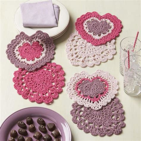 crochet heart pattern uk youtube 100 free crochet doily patterns you ll love making 113