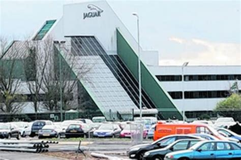 jaguar land rover s 163 400m investment in coventry is a
