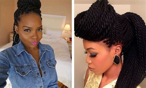 hair styles for seneglese twist 29 senegalese twist hairstyles for black women stayglam