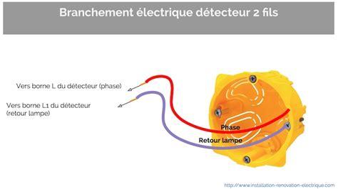Couleur Du Fil Neutre 5488 by Couleur Neutre Et Phase 5 Installer Un D233tecteur 2