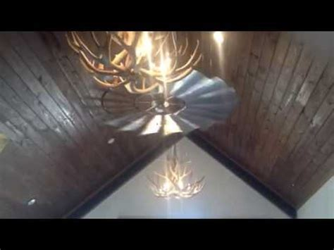 windmill ceiling fans of texas the original windmill ceiling fan in texas youtube