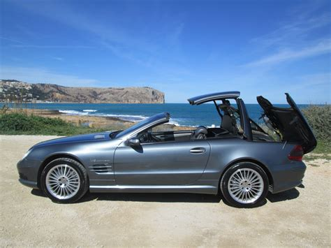 Sl55 Amg For Sale by Mercedes Sl55 Amg For Sale In Javea Costa Blanca Spain