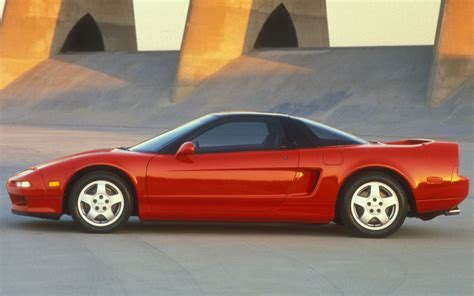 1991 acura nsx left profile photo 5
