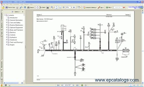jcb backhoe loader service manual repair manual heavy