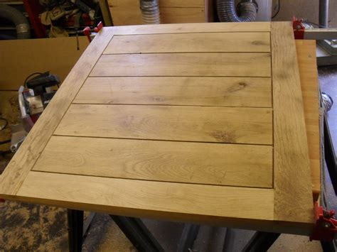 tongue and groove table oak floor board table get woodworking