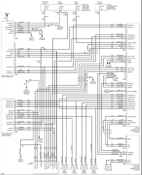 1998 ford ranger radio wiring diagram grand print 98