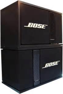 Denon Bookshelf Speakers Bose 301 Series Ii Hi Fi Database Bookshelf And