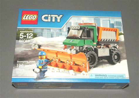Lego City Snowplow Truck 60083 lego city snowplow truck set 60083 vehicle set new ebay