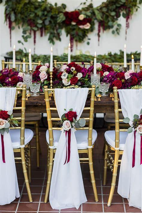 Winter Vintage Wedding Glam   Fall & Winter Weddings