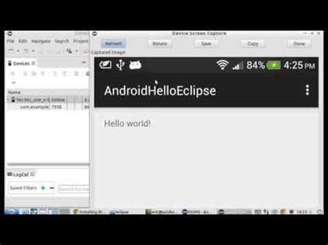 adt android install adt android developer tools on eclipse