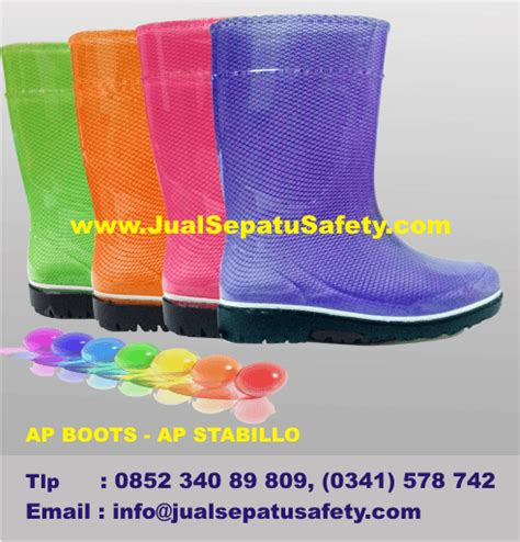 Sepatu Boot Karet Warna Warni sepatuolahragaa harga sepatu boot ap images