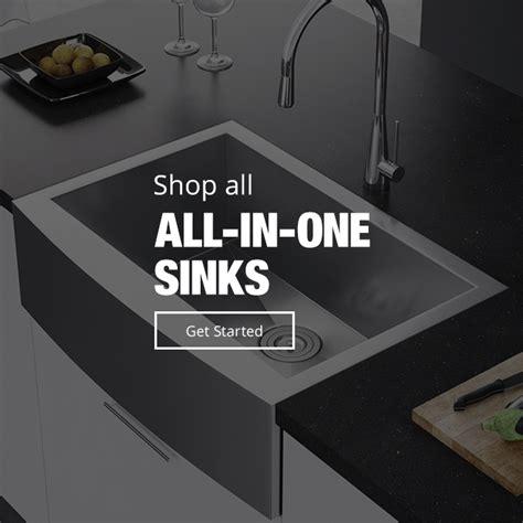 home depot sink kitchen kitchen sinks at the home depot
