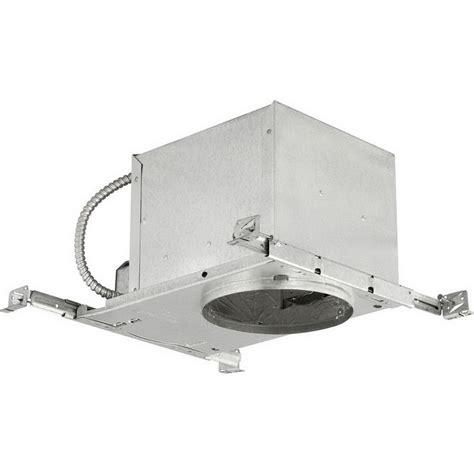 Progress Lighting P645 Tg 1 Light 6 Inch Recessed Slope Recessed Lighting Insulated Ceiling