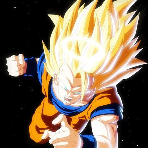 Goku Ss3 goku ss3