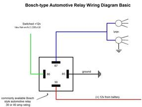 12v 40 relay wiring diagram