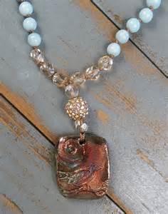 handmade amazonite knotted necklace handmade jewelry